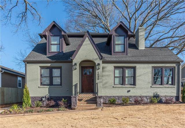 1549 Beecher Street SW, Atlanta, GA 30310 (MLS #6830646) :: Scott Fine Homes at Keller Williams First Atlanta