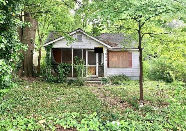 2474 Baker Road NW, Atlanta, GA 30318 (MLS #6830652) :: Rock River Realty