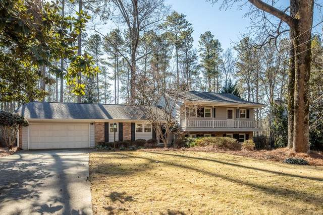 1329 W Nancy Creek Drive NE, Brookhaven, GA 30319 (MLS #6830656) :: RE/MAX Paramount Properties