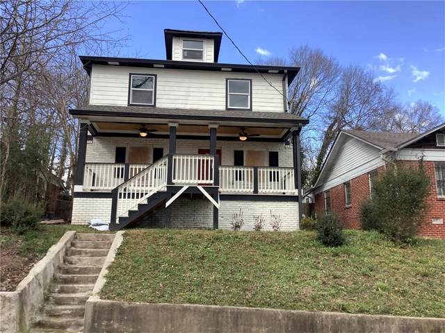 1131 Martin Luther King Jr SW, Atlanta, GA 30314 (MLS #6830670) :: The Zac Team @ RE/MAX Metro Atlanta