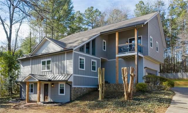 4485 Windsor Oaks Circle, Marietta, GA 30066 (MLS #6830682) :: The Heyl Group at Keller Williams