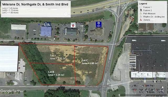 0 Smith Industrial Boulevard, Dalton, GA 30721 (MLS #6830690) :: North Atlanta Home Team