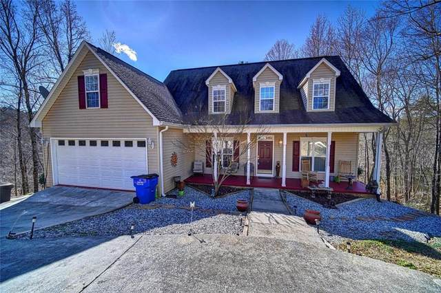 297 Holly Ridge, Dahlonega, GA 30533 (MLS #6830695) :: North Atlanta Home Team