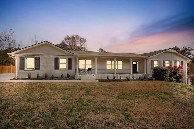 6065 Glenridge Drive, Sandy Springs, GA 30328 (MLS #6830701) :: The Hinsons - Mike Hinson & Harriet Hinson