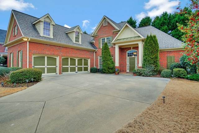 5737 Ashleigh Walk Drive, Suwanee, GA 30024 (MLS #6830710) :: Todd Lemoine Team