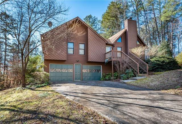 214 Cherokee Village Drive, Ball Ground, GA 30107 (MLS #6830720) :: Path & Post Real Estate