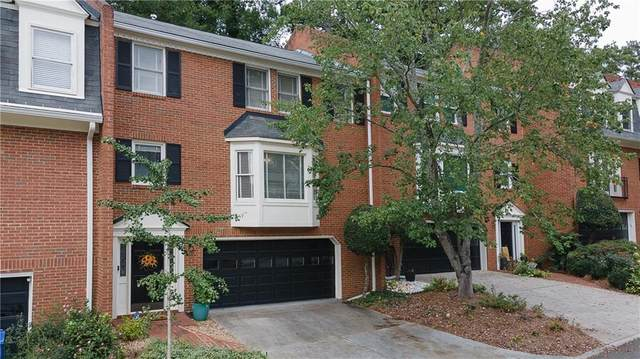 3873 Roswell Road #8, Buckhead, GA 30342 (MLS #6830725) :: RE/MAX Center