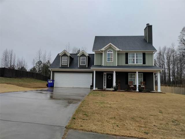 8763 Moss Hill Drive, Clermont, GA 30527 (MLS #6830730) :: Tonda Booker Real Estate Sales