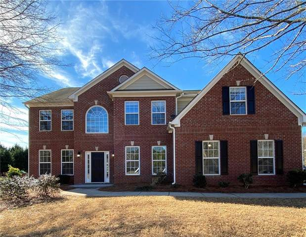 1046 Forest Creek Drive, Canton, GA 30115 (MLS #6830742) :: Maria Sims Group