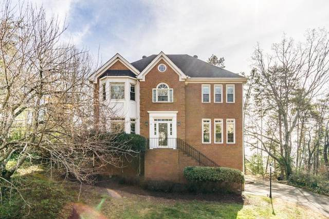 4502 Bankside Court NE, Marietta, GA 30066 (MLS #6830743) :: North Atlanta Home Team
