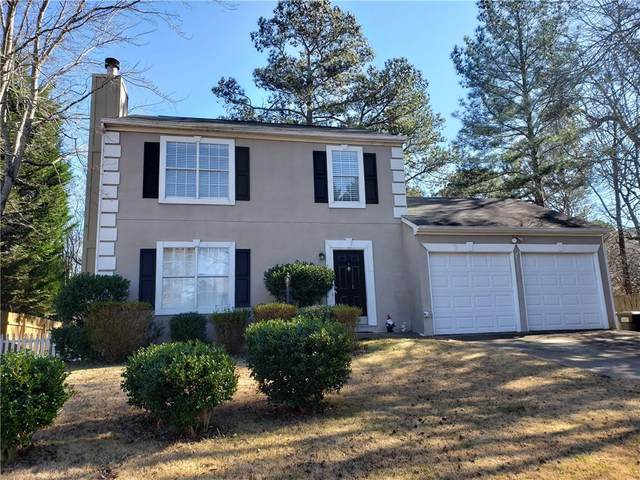 1796 Crestwood Drive NW, Acworth, GA 30102 (MLS #6830759) :: Kennesaw Life Real Estate