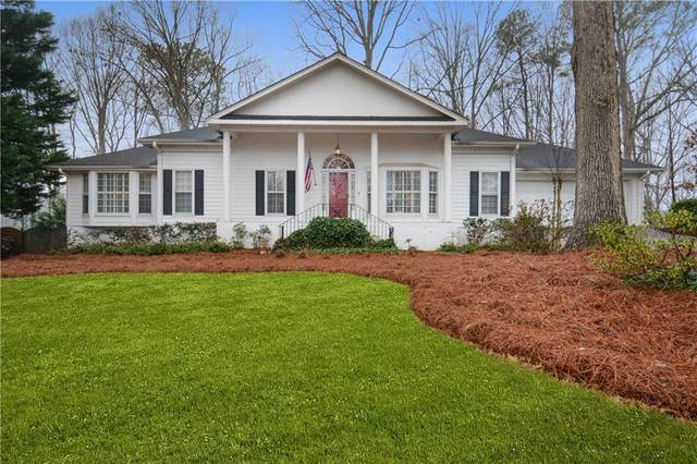 1370 Land O Lakes Drive, Roswell, GA 30075 (MLS #6830779) :: The Realty Queen & Team