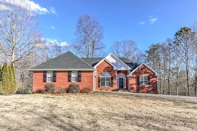4119 Ada Creek Drive, Gainesville, GA 30506 (MLS #6830804) :: North Atlanta Home Team