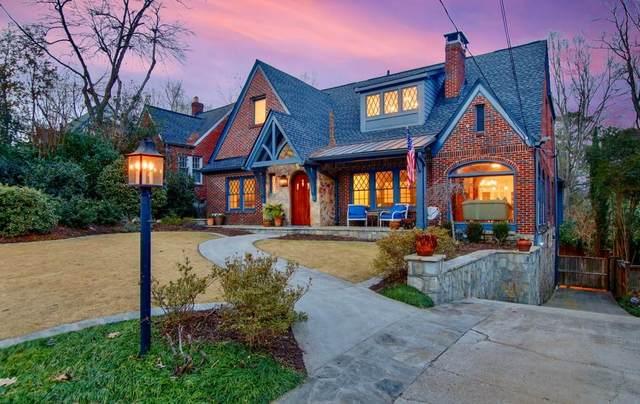 1160 Reeder Circle NE, Atlanta, GA 30306 (MLS #6830830) :: RE/MAX Paramount Properties