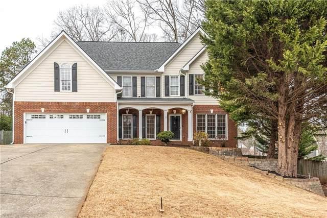 9105 Berkshire Court, Woodstock, GA 30189 (MLS #6830839) :: Kennesaw Life Real Estate