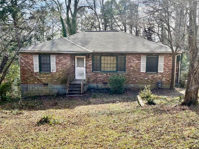 1201 Clearview Drive NE, Brookhaven, GA 30319 (MLS #6830849) :: The Heyl Group at Keller Williams