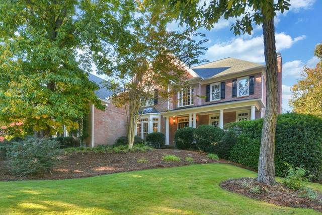 612 Belmont Crest Drive SE, Marietta, GA 30067 (MLS #6830850) :: The Zac Team @ RE/MAX Metro Atlanta