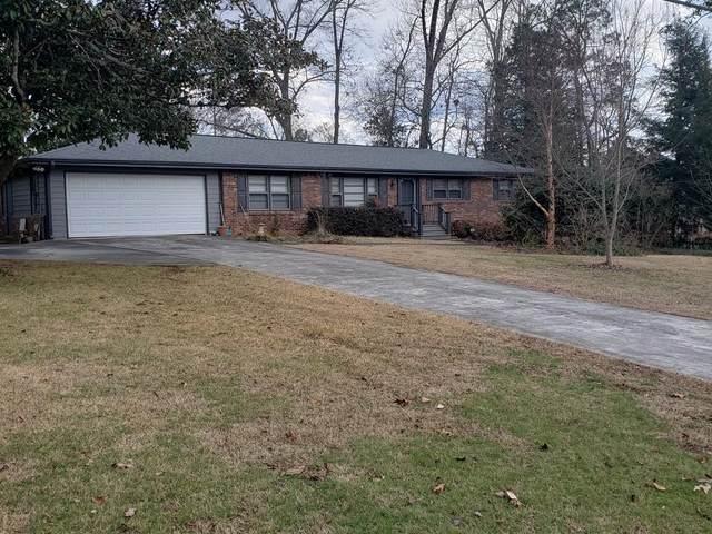 3321 Doyle Lane SW, Marietta, GA 30060 (MLS #6830851) :: North Atlanta Home Team