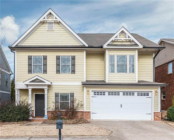 320 Ridge Pointe Drive, Athens, GA 30606 (MLS #6830856) :: North Atlanta Home Team