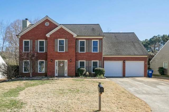 4430 Hickory Chase Drive NW, Acworth, GA 30102 (MLS #6830857) :: Path & Post Real Estate