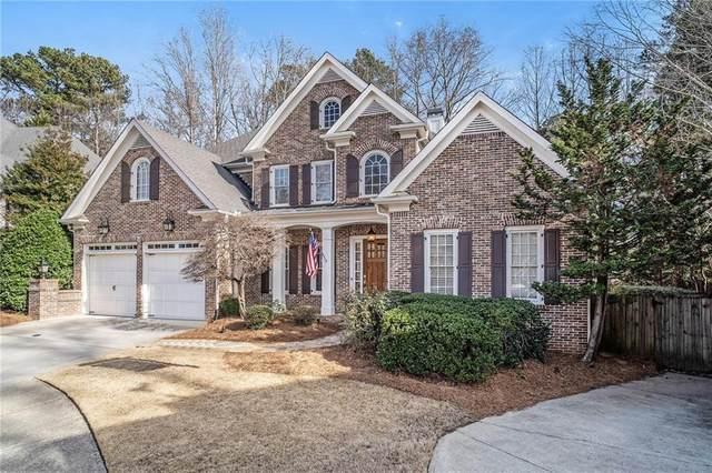 3669 Canyon Ridge Court NE, Brookhaven, GA 30319 (MLS #6830871) :: North Atlanta Home Team
