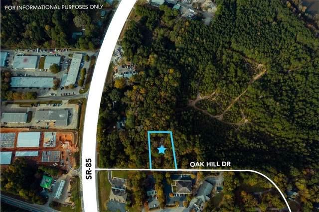 405 Oak Hill Drive, Fayetteville, GA 30214 (MLS #6830891) :: North Atlanta Home Team