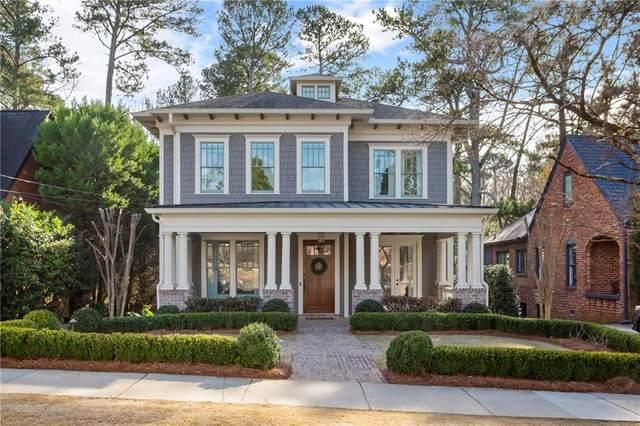 775 Yorkshire Road NE, Atlanta, GA 30306 (MLS #6830892) :: RE/MAX Paramount Properties