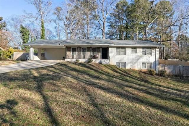 6290 Shallow Creek Lane, Douglasville, GA 30135 (MLS #6830902) :: The Heyl Group at Keller Williams