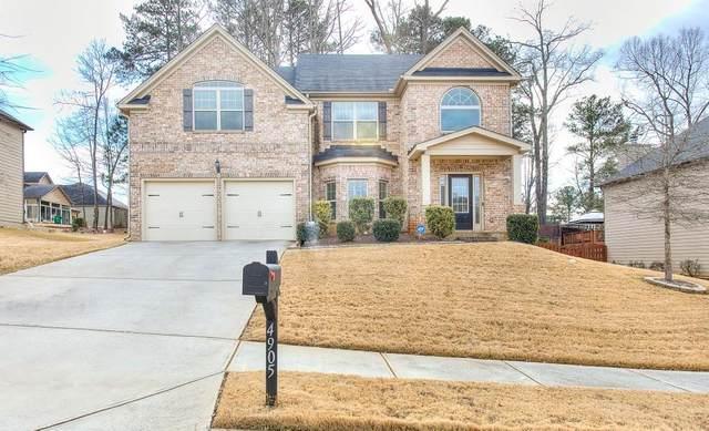4905 Shire Drive, Stonecrest, GA 30038 (MLS #6830907) :: Tonda Booker Real Estate Sales