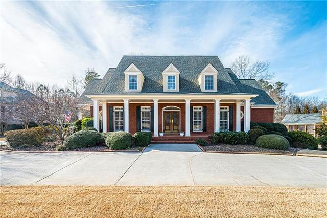 922 N Brookshade Parkway, Milton, GA 30004 (MLS #6830911) :: Scott Fine Homes at Keller Williams First Atlanta