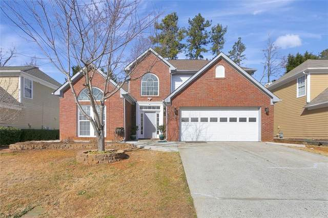 675 Manor Glen Drive, Suwanee, GA 30024 (MLS #6830913) :: Scott Fine Homes at Keller Williams First Atlanta