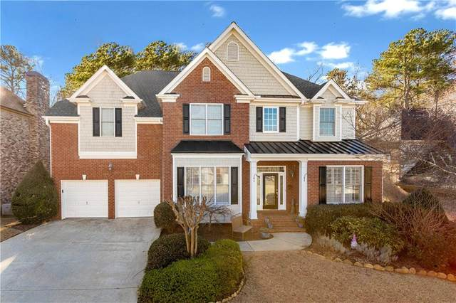 5055 Thornbury Way, Alpharetta, GA 30005 (MLS #6830927) :: North Atlanta Home Team