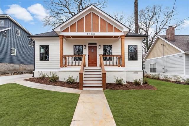 1388 Clermont Avenue, Atlanta, GA 30344 (MLS #6830931) :: Path & Post Real Estate