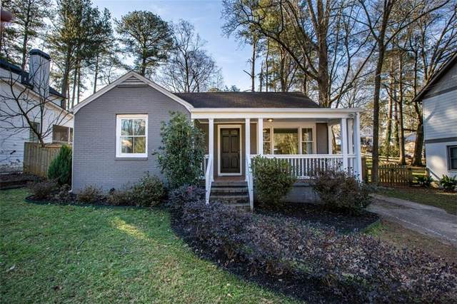 2613 Midway Road, Decatur, GA 30030 (MLS #6830941) :: The Hinsons - Mike Hinson & Harriet Hinson