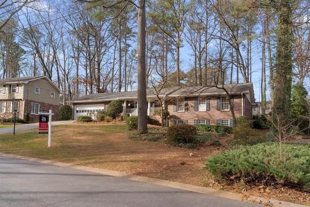 4576 Kingsgate Drive, Atlanta, GA 30338 (MLS #6830944) :: North Atlanta Home Team