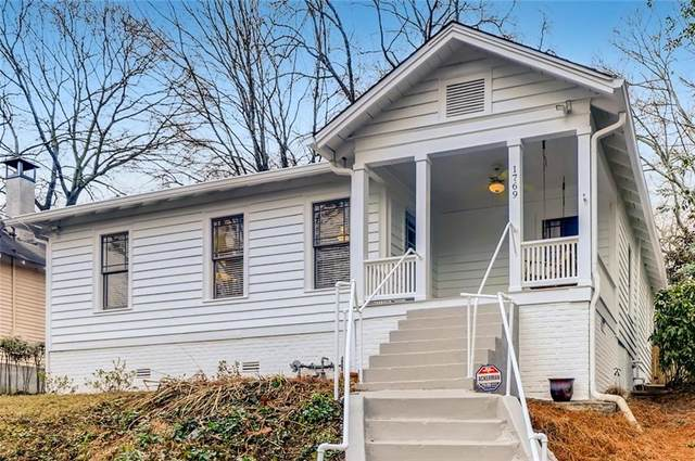1769 Delaware Avenue NE, Atlanta, GA 30307 (MLS #6830963) :: The Zac Team @ RE/MAX Metro Atlanta