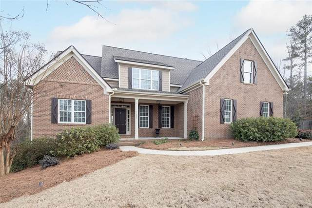 1225 Alcovy Ridge Drive, Loganville, GA 30052 (MLS #6830967) :: North Atlanta Home Team