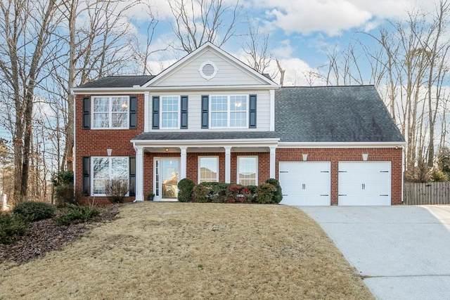 733 Chanson Drive SW, Marietta, GA 30064 (MLS #6830982) :: North Atlanta Home Team