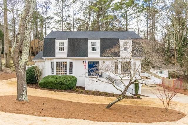 5010 Mcpherson Drive NE, Roswell, GA 30075 (MLS #6831009) :: Good Living Real Estate