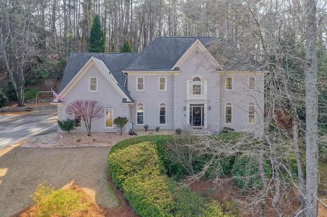 1775 Brandon Hall Drive, Sandy Springs, GA 30350 (MLS #6831040) :: Tonda Booker Real Estate Sales