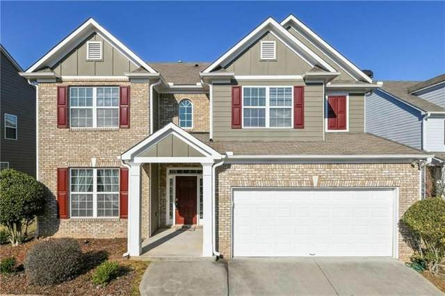 3487 Rutlidge Park Court, Suwanee, GA 30024 (MLS #6831046) :: Keller Williams