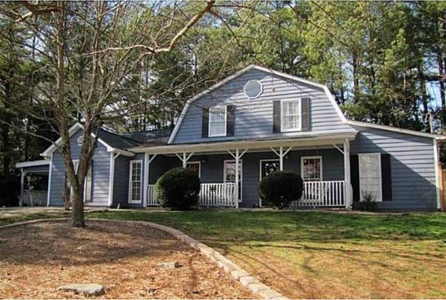 4927 High Forest Drive, Duluth, GA 30096 (MLS #6831049) :: Scott Fine Homes at Keller Williams First Atlanta