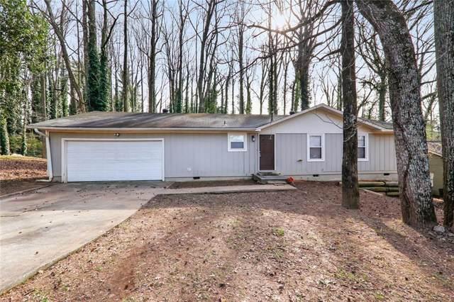 5967 Dart Drive, Lithonia, GA 30058 (MLS #6831063) :: North Atlanta Home Team