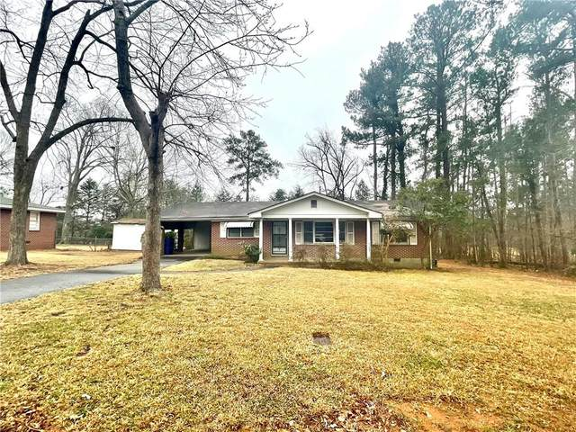 386 Campbell St, Lawrenceville, GA 30294 (MLS #6831073) :: The Cowan Connection Team