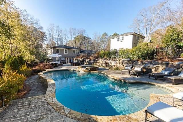 4223 Paces Ferry Road SE, Atlanta, GA 30339 (MLS #6831087) :: Scott Fine Homes at Keller Williams First Atlanta