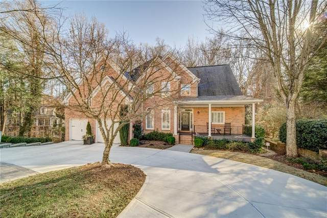 4596 Chattahoochee Court SE, Marietta, GA 30067 (MLS #6831100) :: 515 Life Real Estate Company
