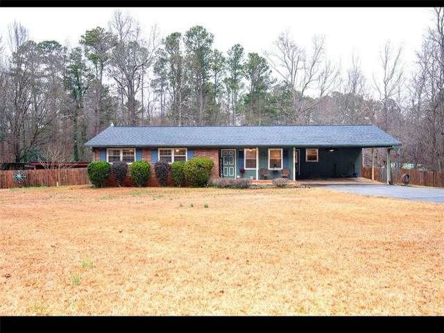 105 Woodbrook Avenue, Bogart, GA 30622 (MLS #6831107) :: Path & Post Real Estate