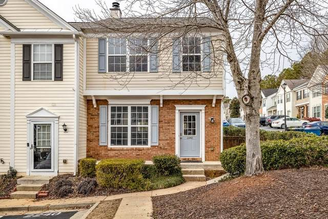 2240 Kilmington Square, Alpharetta, GA 30009 (MLS #6831136) :: Scott Fine Homes at Keller Williams First Atlanta