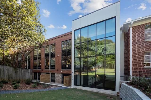 1065 United Avenue #207, Atlanta, GA 30316 (MLS #6831145) :: The Heyl Group at Keller Williams