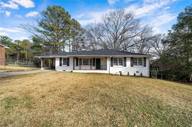 612 Oakcrest Drive, Rockmart, GA 30153 (MLS #6831150) :: North Atlanta Home Team